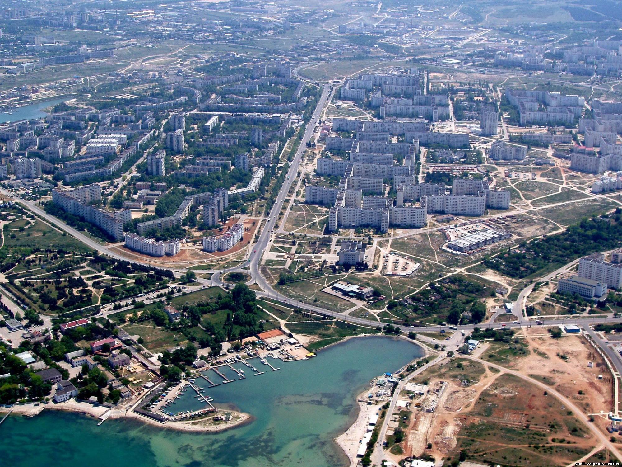 Севастополь празднует День города.